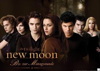 Twilight - New Moon: Bis(s)zur Mittagsstunde