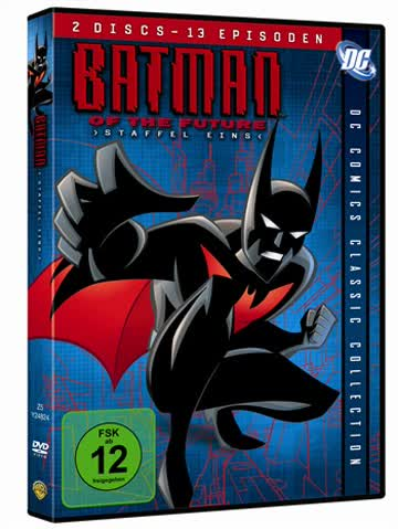 Batman of the Future - Staffel 1 [2 DVDs]