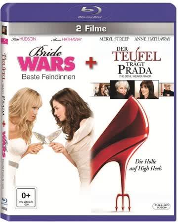Bride Wars & Der Teufel trägt Prada