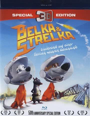 Belka & Strelka: 50th Anniversary Special ...