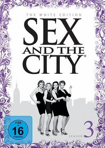 Sex and the City: Season 3 (The White Edition) [3 DVDs]