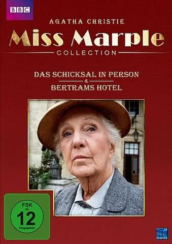 Miss Marple - Das Schicksal in Person/Bertrams Hotel