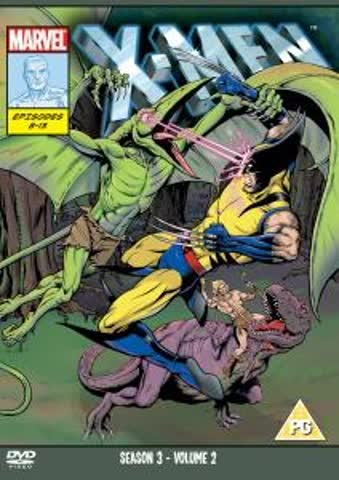 X-Men-Season 3,Vol.2 - Marvel Cartoons [Import allemand]