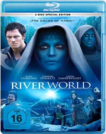 Riverworld [Blu-ray] [Special Edition]