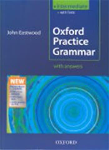 Oxford Practice Grammar intermediate: Student's Book With Key