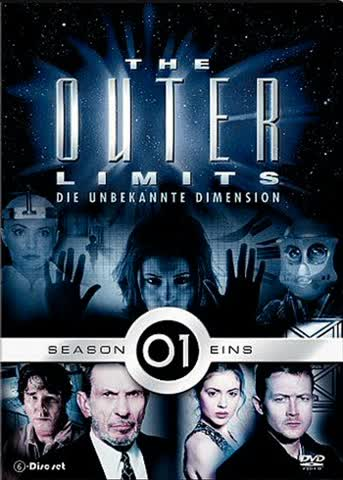 The Outer Limits - Die unbekannte Dimension, Season 1 (6 DVDs)