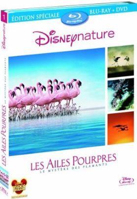 The Crimson Wing: Mystery of the Flamingos - Les Ailes Pourpres : Le Mystère Des Flamants