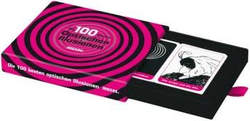 Moses Verlag 4810 - 100 Besten optischen Illusionen