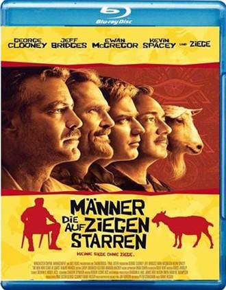 Männer Die Auf Ziegen Starren