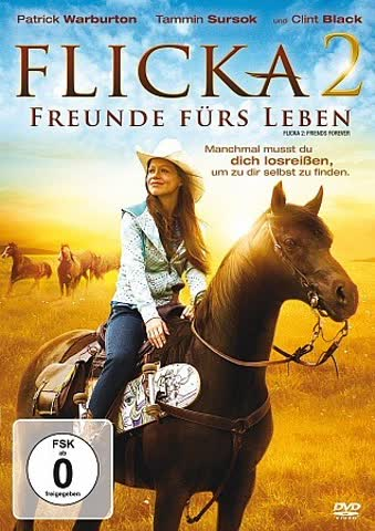 Flicka 2 (DVD) , German Import