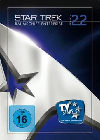 Star Trek - Raumschiff Enterprise: Season 2.2, Remastered [4 DVDs]