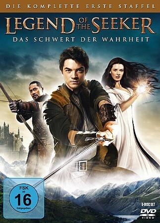 Legend Of The Seeker - Die Komplette Erste Staffel