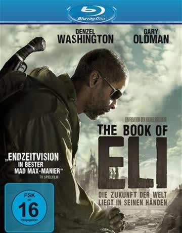 The Book of Eli [Blu-ray]