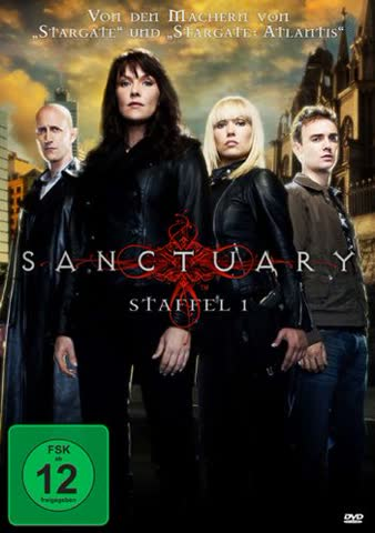 Sanctuary - Wächter der Kreaturen - Staffel 1