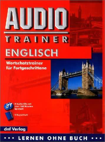 Audio-Trainer Aufbauwortschatz Englisch Audio-CD
