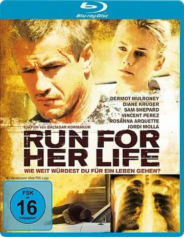 Run For Her Life [Blu-ray]