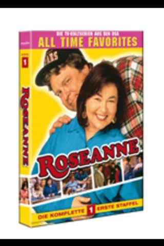 DVD ROSEANNE - STAFFEL 1