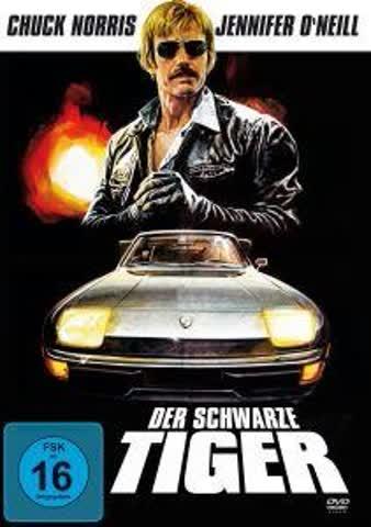 Chuck Norris - Der Schwarze Tiger