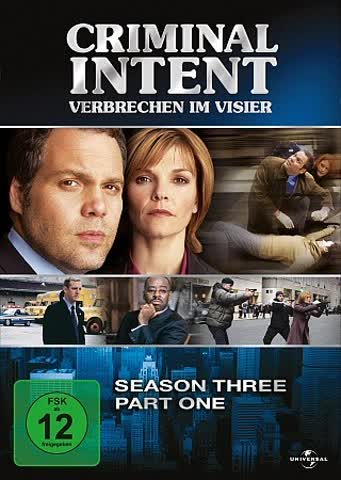 Criminal Intent: Verbrechen im Visier - Season 3 - Box 1