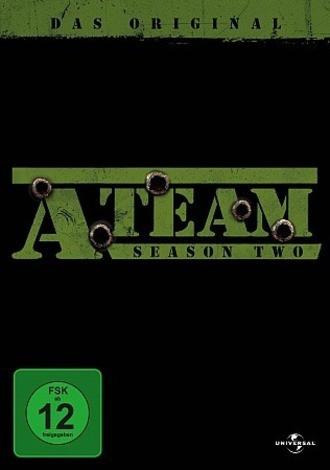 Das A-Team - Season 2 - Drafting Box
