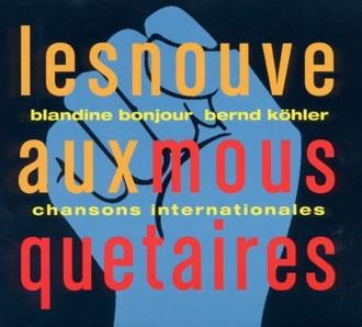 Bernd Blandine Bonjour & Köhler - Les Nouveaux Mousquetaires