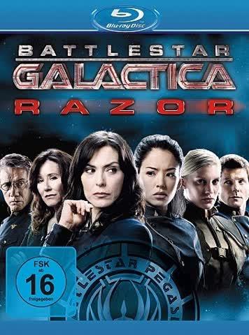 Battlestar Galactica - Razor [Blu-ray]