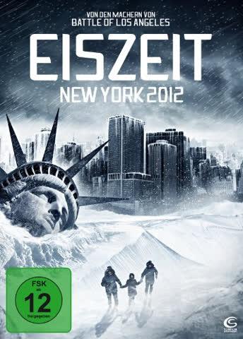Eiszeit New York 2012
