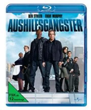 AUSHILFSGANGSTER - MOVIE [Blu-ray] [2011]
