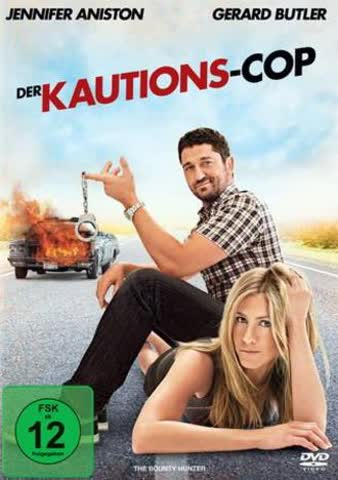 DVD DER KAUTIONS-COP