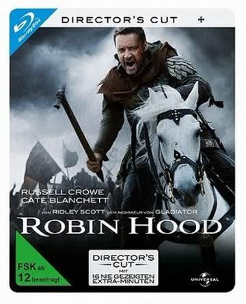Robin Hood - Steelbook (2 Disc Edition) [Blu-ray] [Special Edition]