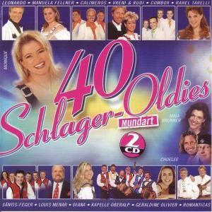 Diverse - 40 Schlager-Oldies Mundart