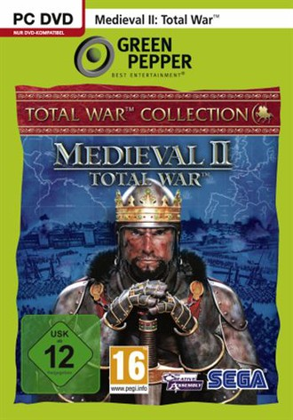 Green Pepper: Medieval 2
