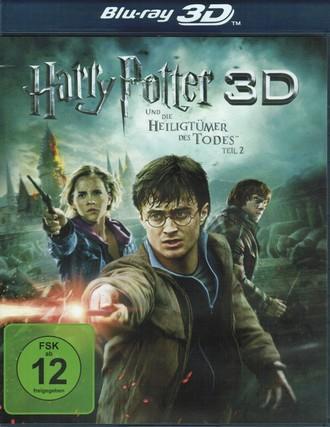 Harry Potter und die Heiligtümer des Todes Teil II 3D