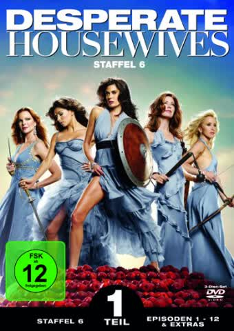 Desperate Housewives - Staffel 6 Teil 1