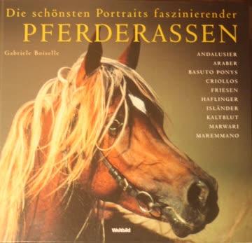 Die schönsten Portraits faszinierender Pferderassen