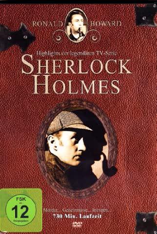 Sherlock Holmes - Mörder, Geheimnisse, Intrigen - Box [3 DVDs]