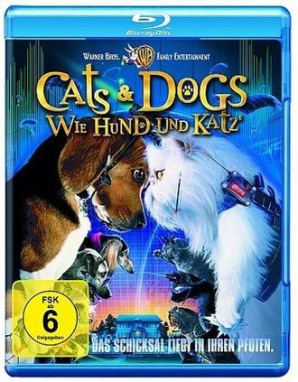 Cats Und Dogs - Wie Hund Und Katz