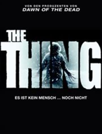 The Thing - Steelbook (German Import)