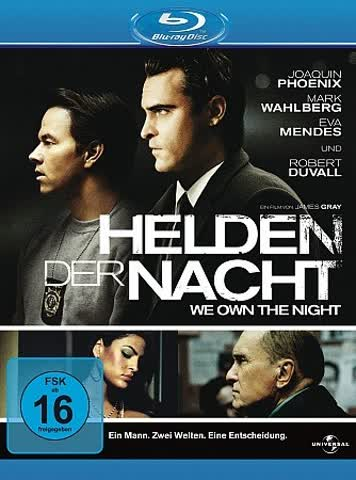 Helden der Nacht - We own the Night [Blu-ray]