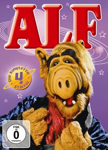 ALF - Die komplette vierte Staffel [4 DVDs]