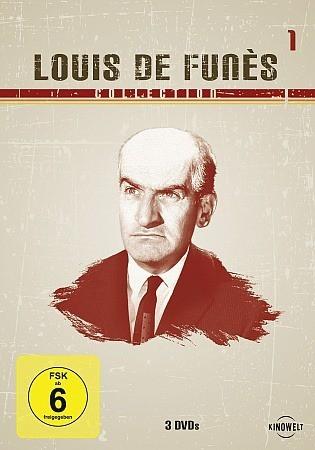 Louis De Funes Collection 1