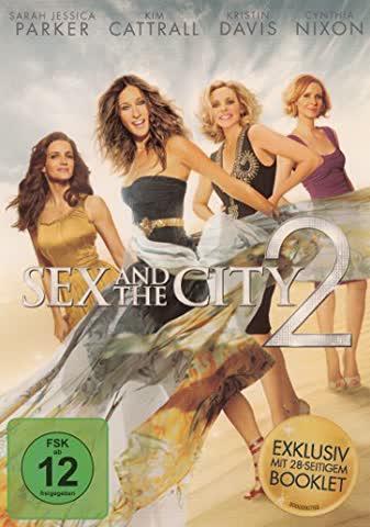 Sex And The City 2 - Exklusiv mit 28-seitigem Booklet