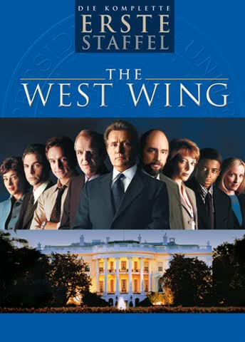 The West Wing - Die komplette erste Staffel [6 DVDs]