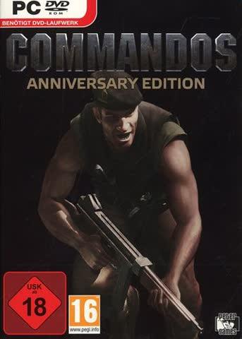 Commandos - Anniversary Edition