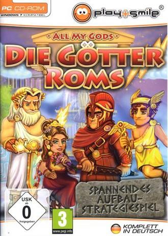 Play & Smile: All my Gods - Die Götter Roms