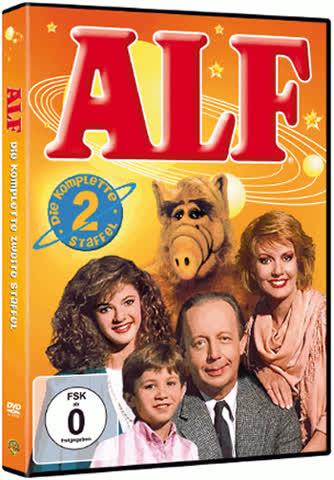 ALF - Die komplette zweite Staffel [4 DVDs]