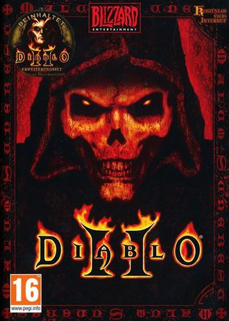 Diablo 2 Gold New Version inkl. Add-On Lord of Destruction