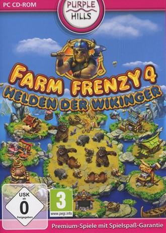 Purple Hills: Farm Frenzy 4 Helden der Wikinger