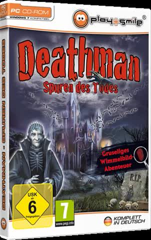 Deathman: Spuren des Todes