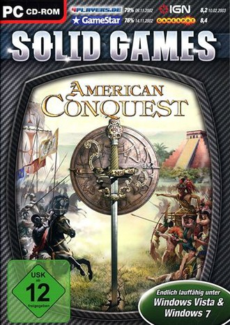 Solid Games: American Conquest